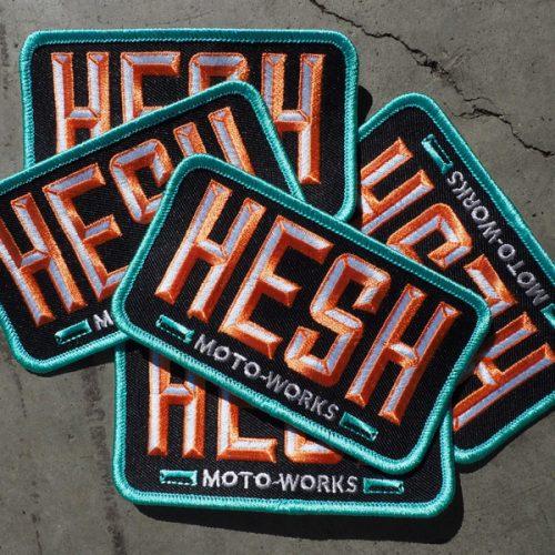 Hesh Bevel Patch
