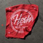 Hesh Shop Rag