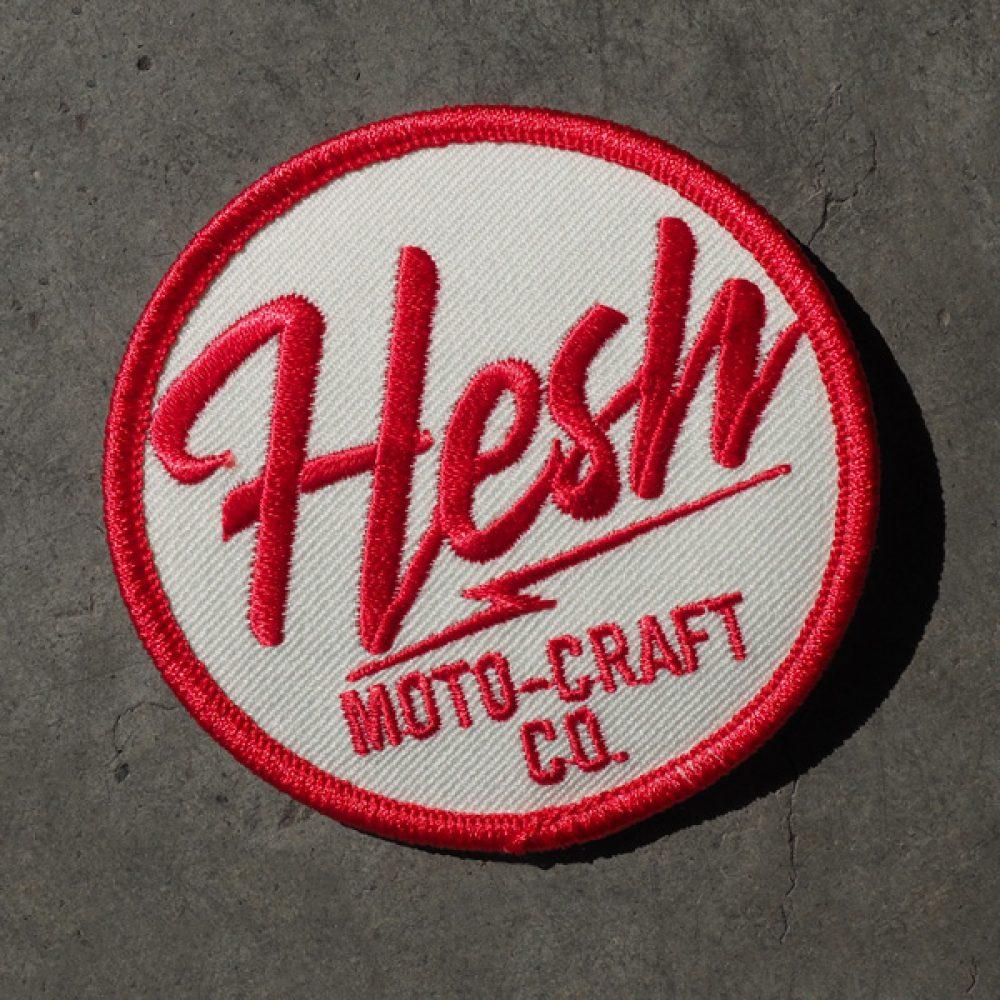 Hesh Station Patch