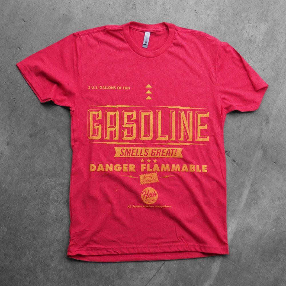 Gasoline Tee